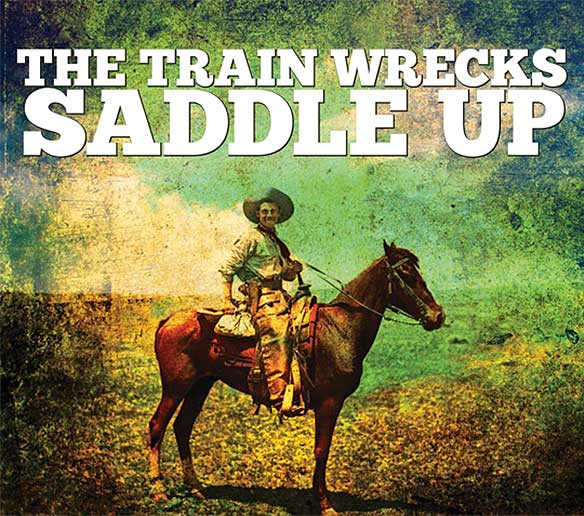 Saddle Up Album Cover