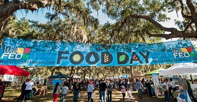 Savannah Food Day Fest 2016